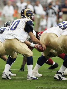 Arizona Cardinals vs. St.Louis Rams - 2006