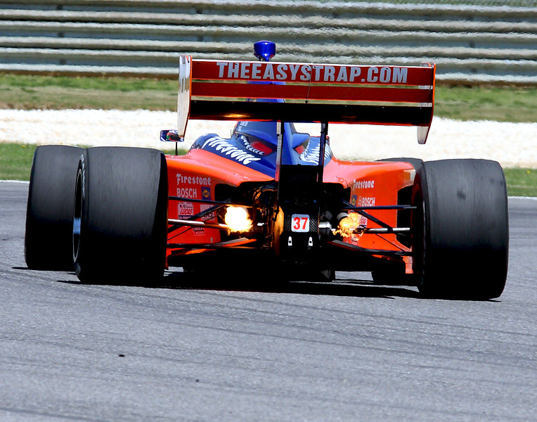 Rookie Nic Leduc lights up track at Barber Motorsports Park