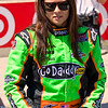 Danica Patrick GoDaddy racing at Indy Grand Prix of Alabama at Barber Motorsports Park