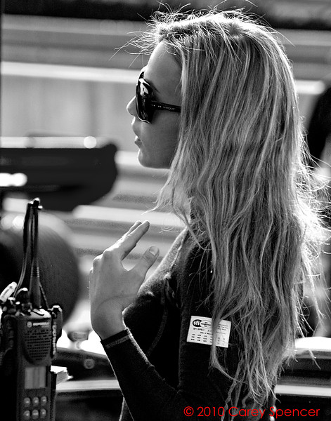 Firestone Indy Light Driver Carmen Jorda