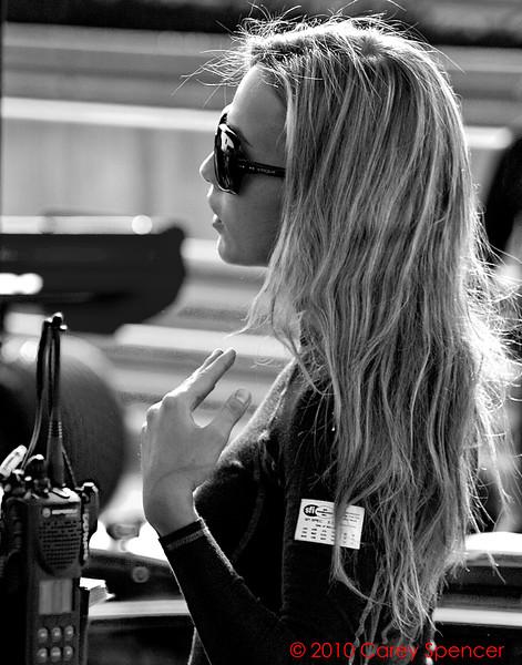 Firestone Indy Light Driver Carmen Jorda