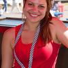 Lovely and friendly 2011 Daytona 500 Fanzone Bud Girl