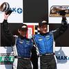 Spirit od Daytona Garcia and Westbrook Celebrate Grand-Am Rolex Sports Car Series victory