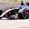 Anderson Racing Carmen Jorda on Barber Motorsport Track during the Indy Light Race