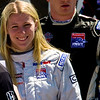 Firestone Indy Lights Pippa Mann and Dan Clark