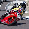 No. 29 AMA Pro Supersport Rider Tyler O'Hara