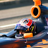 IndyCar Driver Sebastain Saavedra