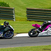 LTD Racing's Huntley Nash leads ANT Racing's James Rispoli