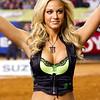 Monster Girl Atlanta AMA Supercross Georgia Dome Ready for Main Event