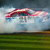 Trevor Bayne Daytona 500 Victory burnout