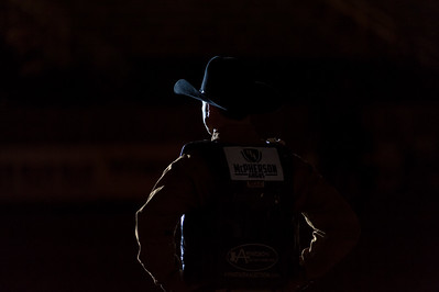 Professional Rough Stock Rodeo
