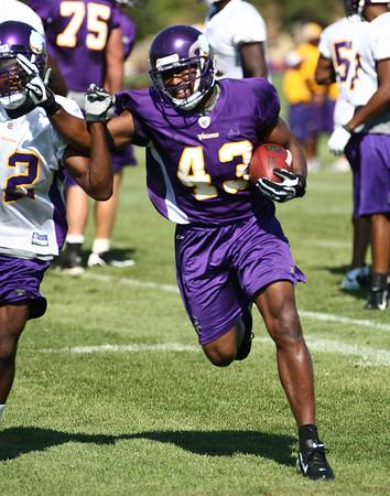 2008 Minnesota Vikings Training Camp (Aug 2, 2008)