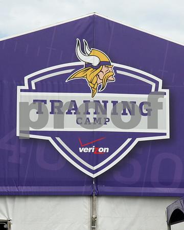 2014 MN Vikings Training Camp (July 27, 2014)