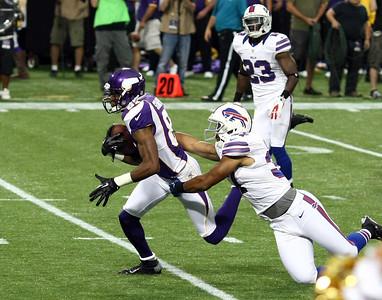 MN Vikings vs BUffalo Bills (preseason, Aug 17, 2012)