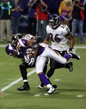 MN Vikings vs Baltimore Ravens (Oct 18, 2009)