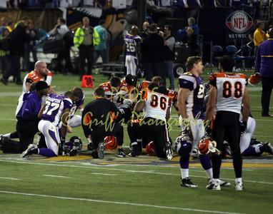 MN Vikings vs Cincinnati Bengals (Dec 13, 2009)
