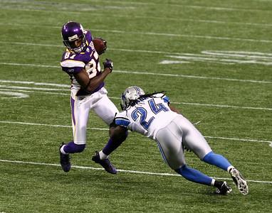 MN Vikings vs Detroit Lions (Sept 26, 2010)