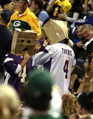 MN Vikings vs Green Bay Packers (Nov 21, 2010)