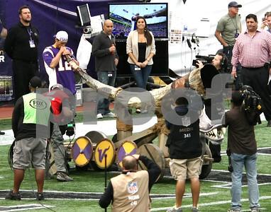 MN Vikings vs San Francisco 49ers (Sept 23, 2012)