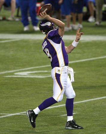 Minnesota Vikings vs Washington Redskins (Dec 23, 2007)