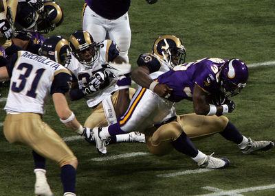 Minnesota Vikings vs St Louis Rams (12-11-05)