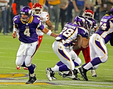 MN Vikings vs Kansas City Chiefs Pre-Season (Aug 21, 2009)