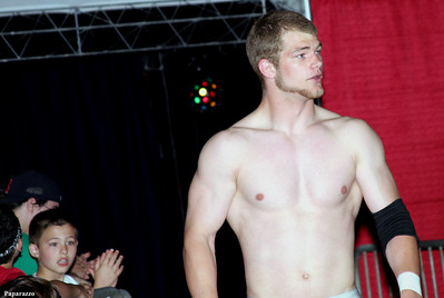 NECW rookie sensation Davey Loomis was defeated by veteran Maverick Wild in a first round contest.