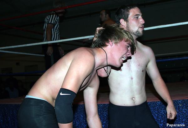 Professional Wrestling 2006-2010