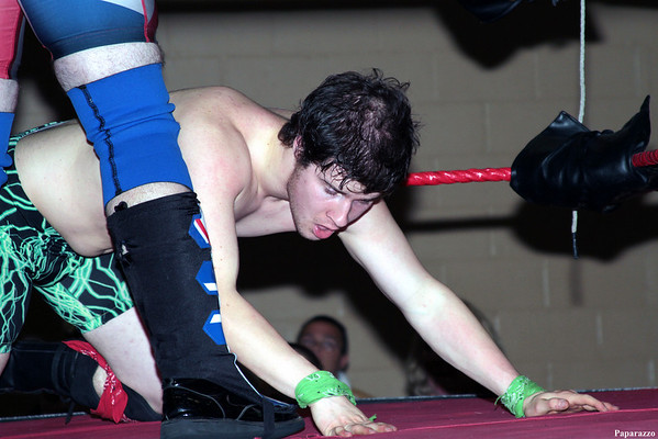 IWE Wrestling: Fairfield, Maine 10/15/2010 (Volume One)