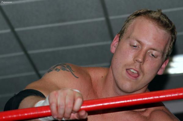 Lucky Pro Wrestling's 2013 Summer Heat (Volume Three)