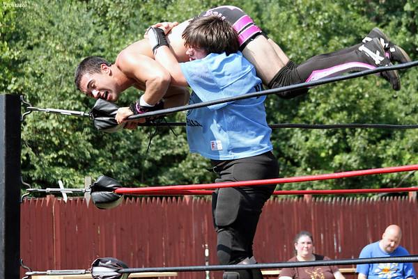 RWA Wrestling: Summertime Showdown 2012 (Volume Three)