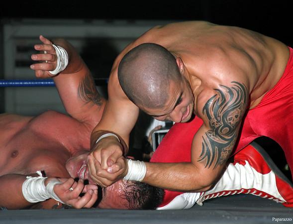 TRP Wrestling: Brockton Fair 2012 (Volume Seven)