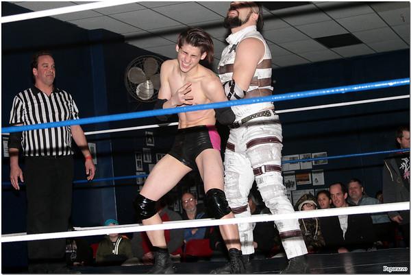 Showcase Pro Wrestling: 04/06/2018 (Volume One)
