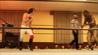 "VIDEO: InZanely Rude (Zane Bernardo & RJ Rude) vs. The Street at the Truly Independent Wrestling (aka TIW Wrestling) ""Snow Brawl"" event held on January 28, 2017 at the Pilgrim Memorial Church and Parish House in Pittsfield, Massachusetts."