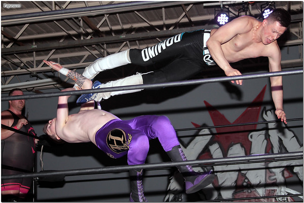 XWA Wrestling: Thursday Night Throwdown 05/10/2018 (Volume One)