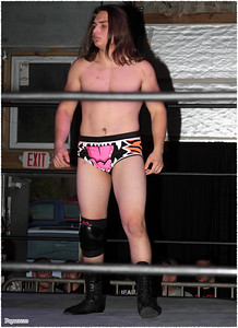 "Charlie Tiger during the Xtreme Wrestling Alliance (aka XWA Wrestling) ""Thursday Night Throwdown"" event held on May 17, 2018 at the XWA Event Center in West Warwick, Rhode Island."