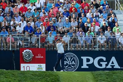 GOLF: AUG 10 PGA - PGA Championship