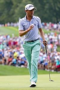 GOLF: AUG 12 PGA - PGA Championship