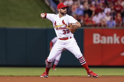 MLB: MAY 21 Royals at Cardinals