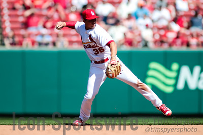 MLB: APR 14 Brewers at Cardinals
