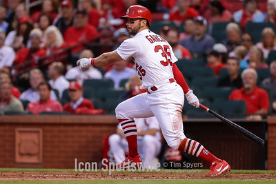 MLB: APR 17 Pirates at Cardinals