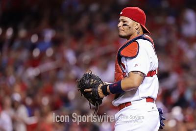 MLB: APR 18 Pirates at Cardinals
