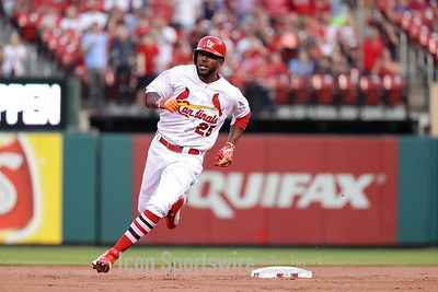 MLB: APR 18 Pirates at Cardinals