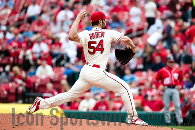 MLB: APR 30 Nationals at Cardinals