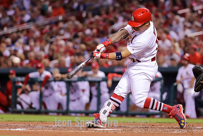 MLB: AUG 23 Padres at Cardinals