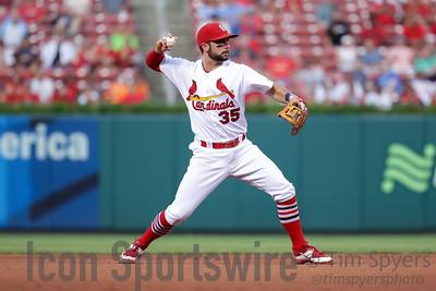 MLB: AUG 25 Mets at Cardinals