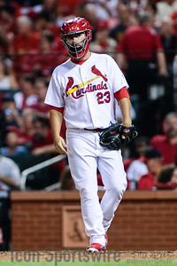 MLB: SEP 24 Brewers at Cardinals