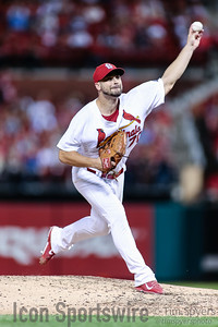 MLB: SEP 25 Brewers at Cardinals