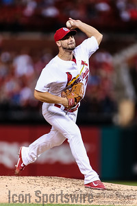 MLB: SEP 25 Brewers at Cardinals