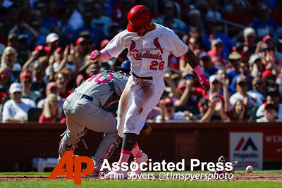 Cubs Cardinals Baseball
